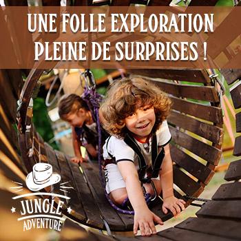 Une folle exploration pleine de surprises !